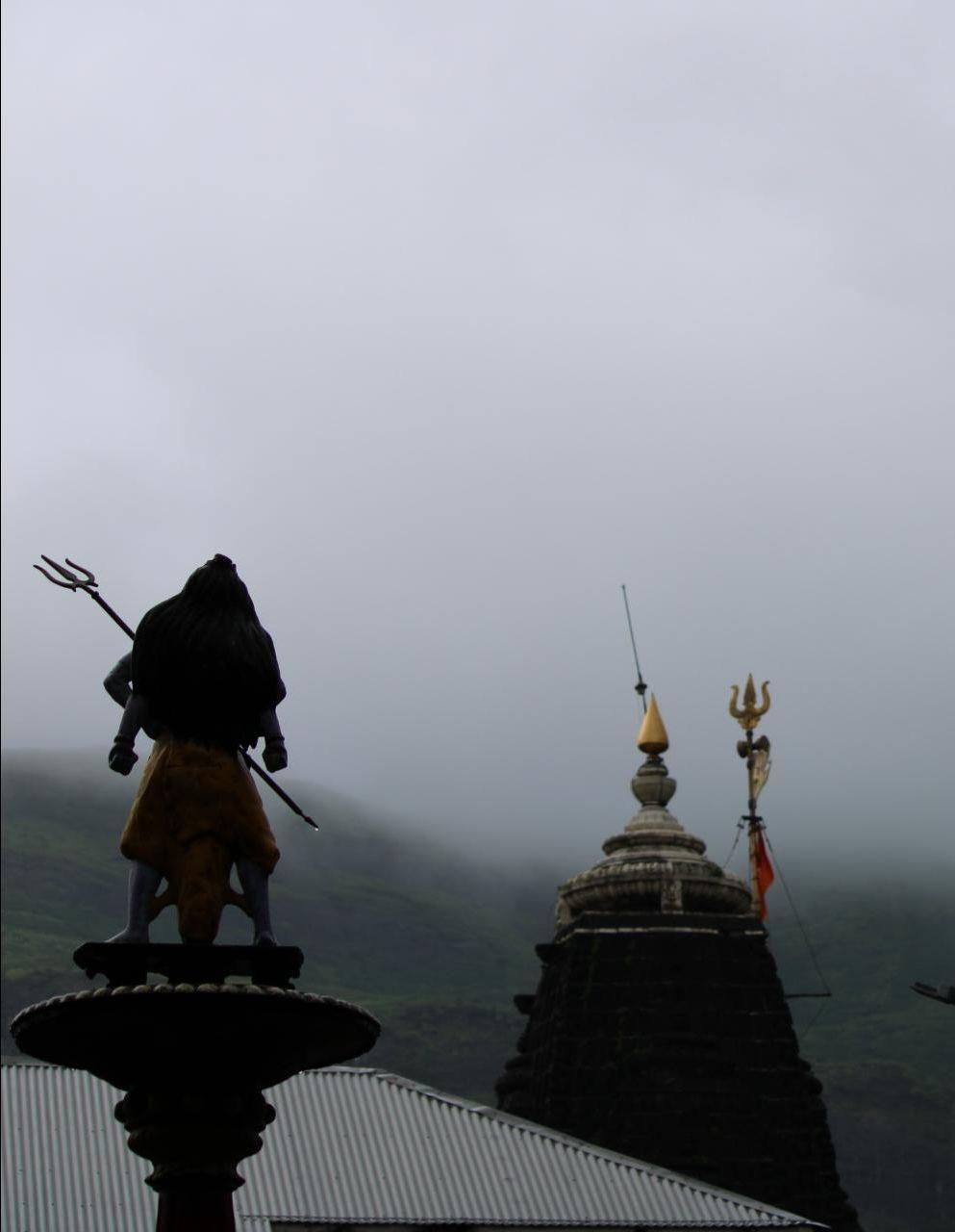 Photo of Trimbakeshwar Jyotirlinga Shiv Mandir By Anu Shaz