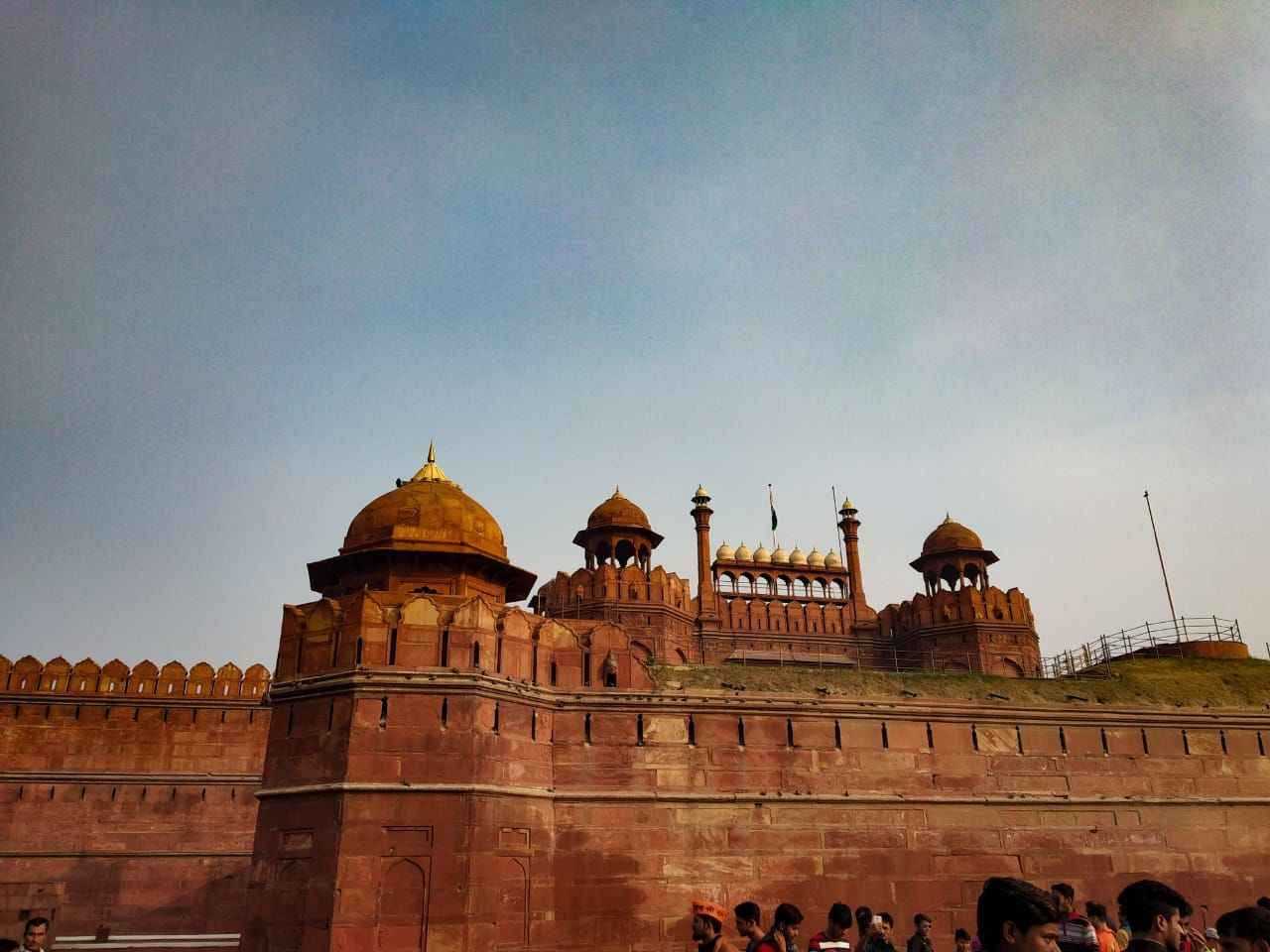 Photo of Red Fort By Manisha