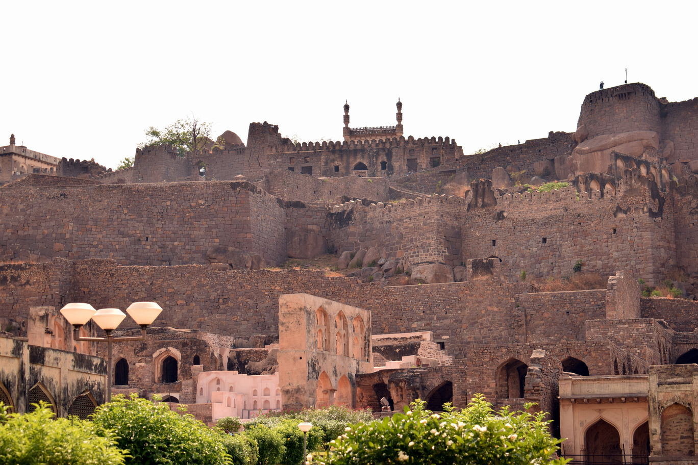Photo of Golconda Fort By Chaitali Chatterjee