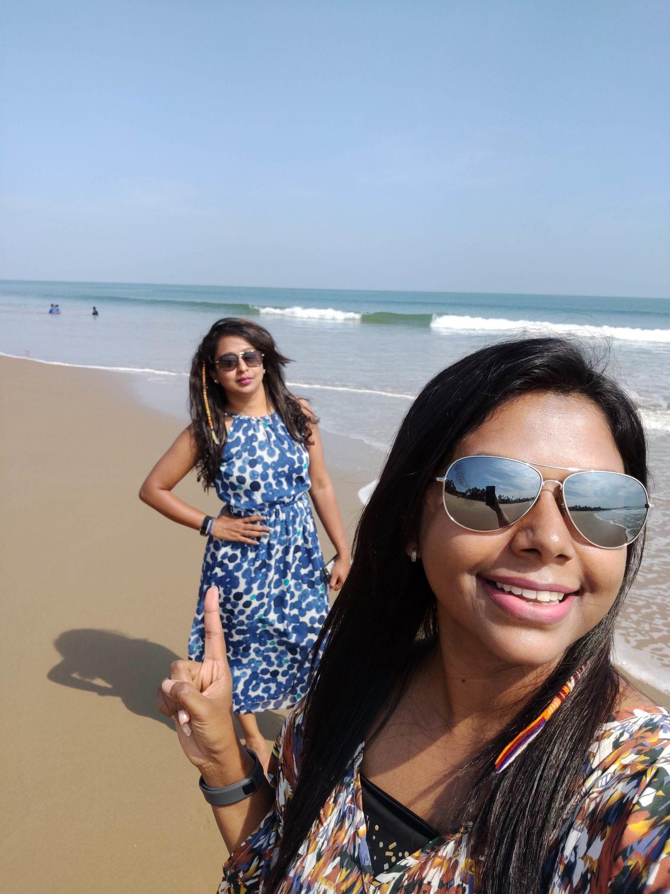 Photo of Gokarna Main Beach By Chaitali Chatterjee