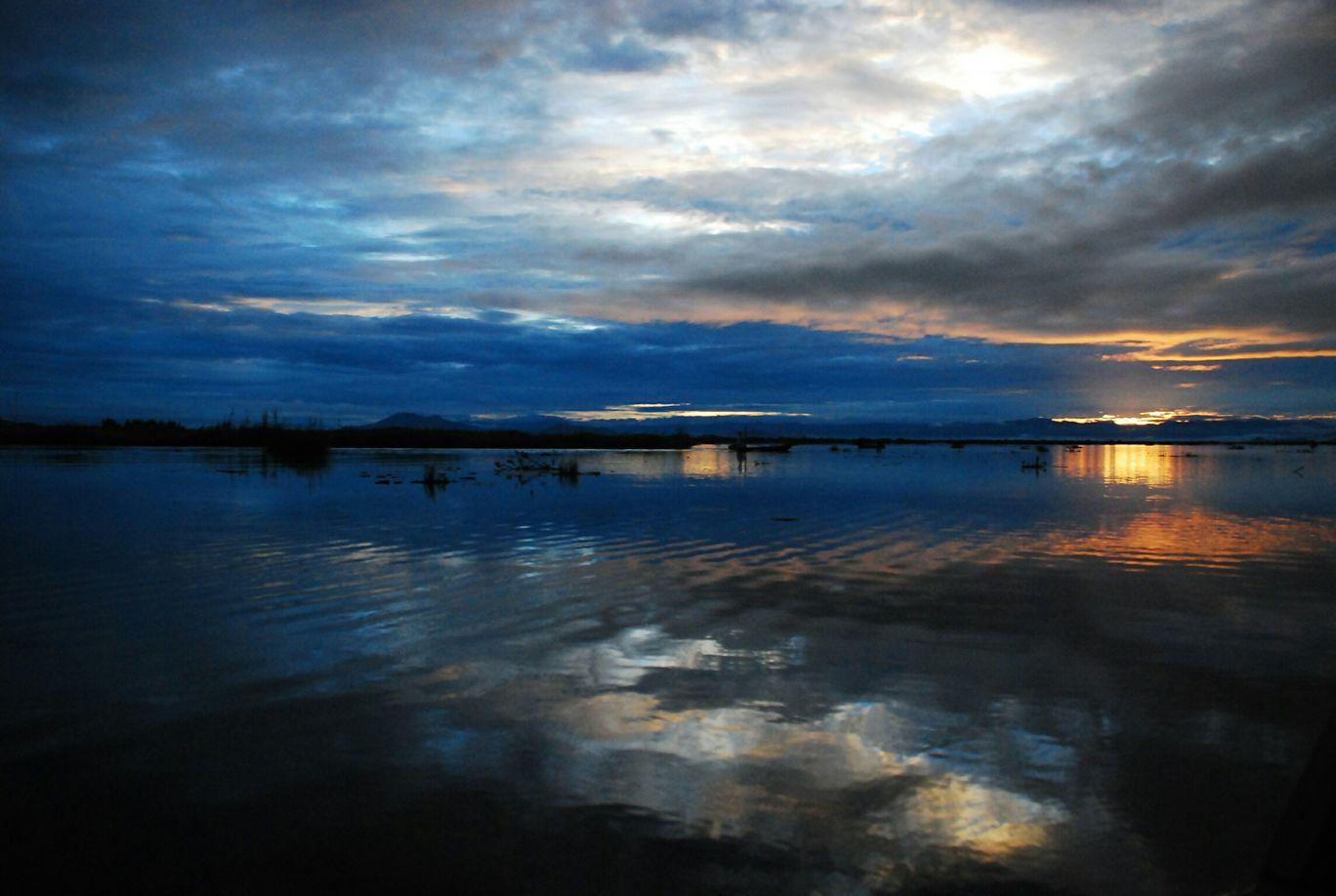 Photo of Loktak Lake By Sarang Leishangthem
