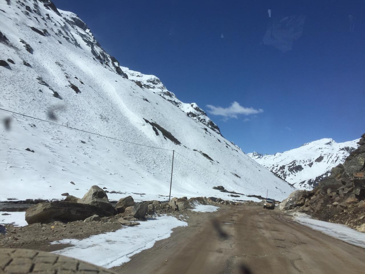 Photo of North Sikkim By Abhishek Upadhaya
