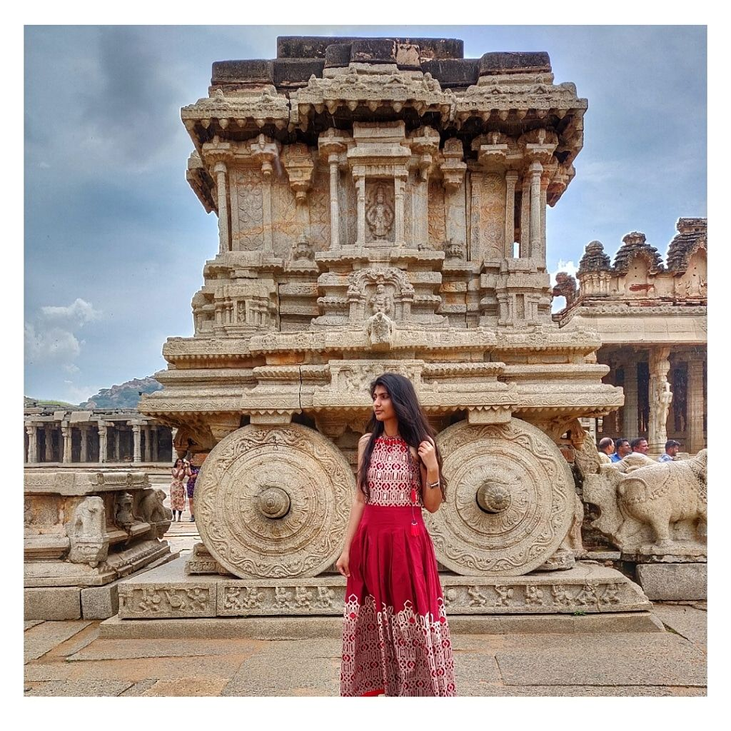 Photo of Vitthala Temple By vaishali singh