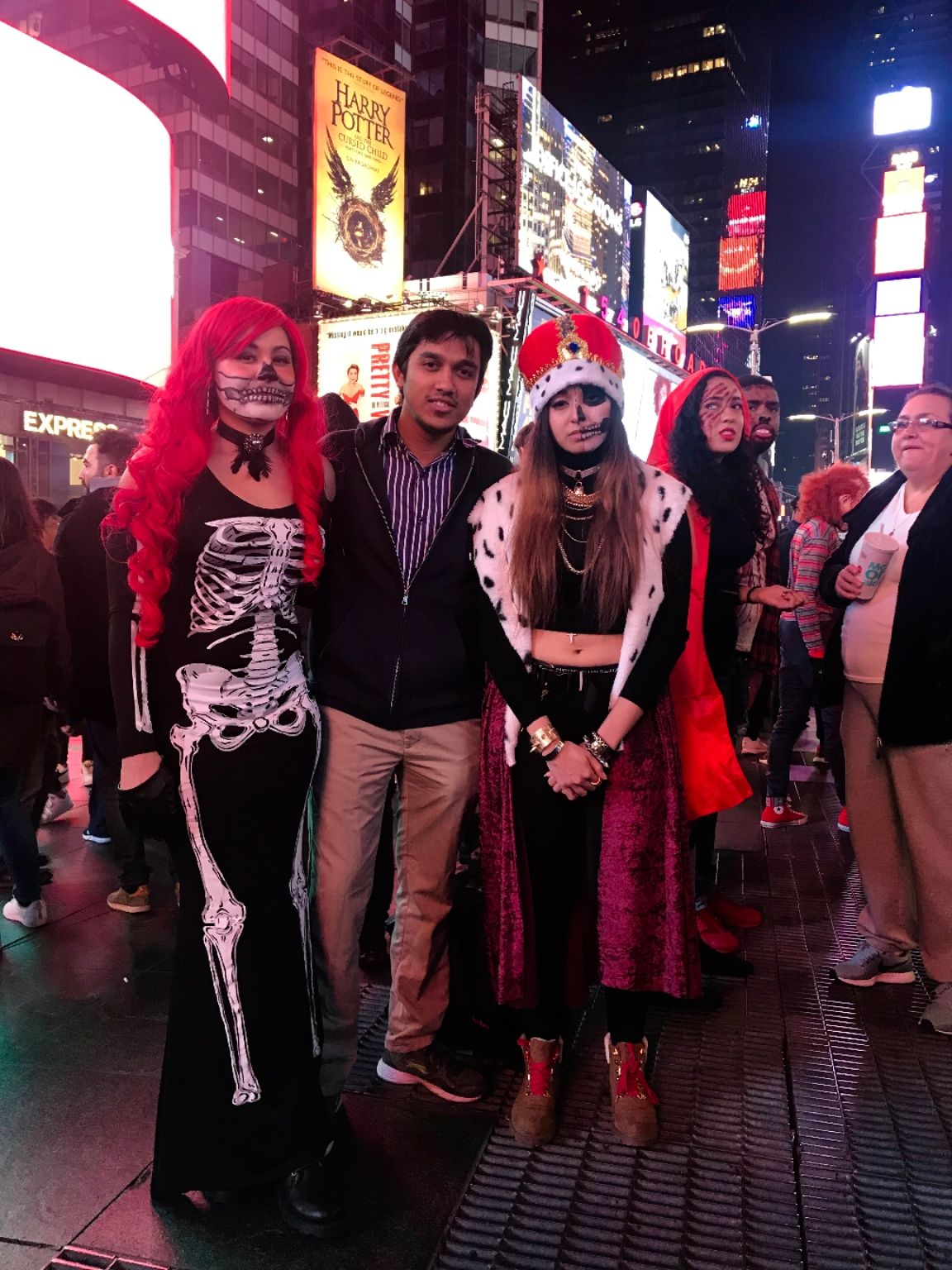 Photo of Times Square By Ifreed Athani