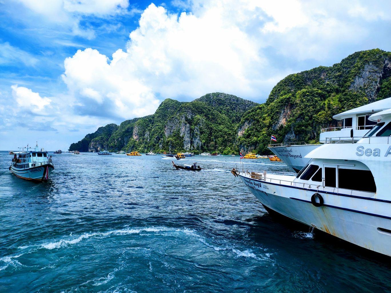 Photo of Phi Phi Islands By Pawan Solomon