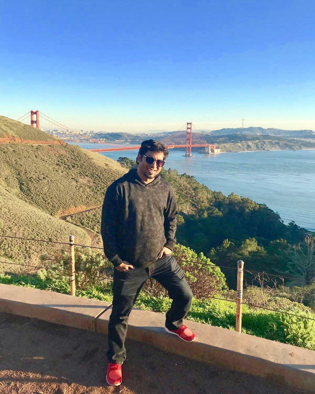 Photo of Golden Gate Bridge By Pawan Solomon