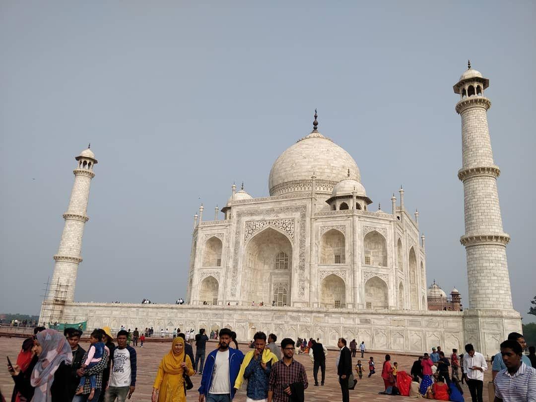 Photo of Taj Mahal By Abid Hussain lone