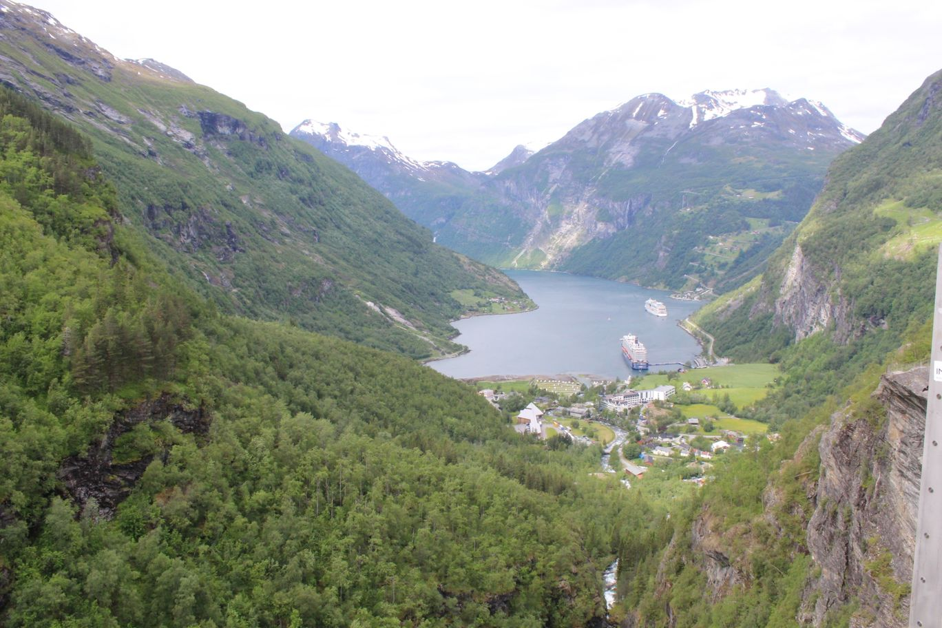 Photo of Geiranger By Fran Lopes