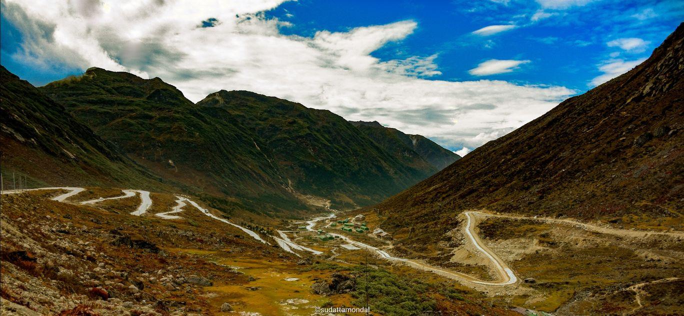 Photo of Sela Pass By Sudatta Mondal