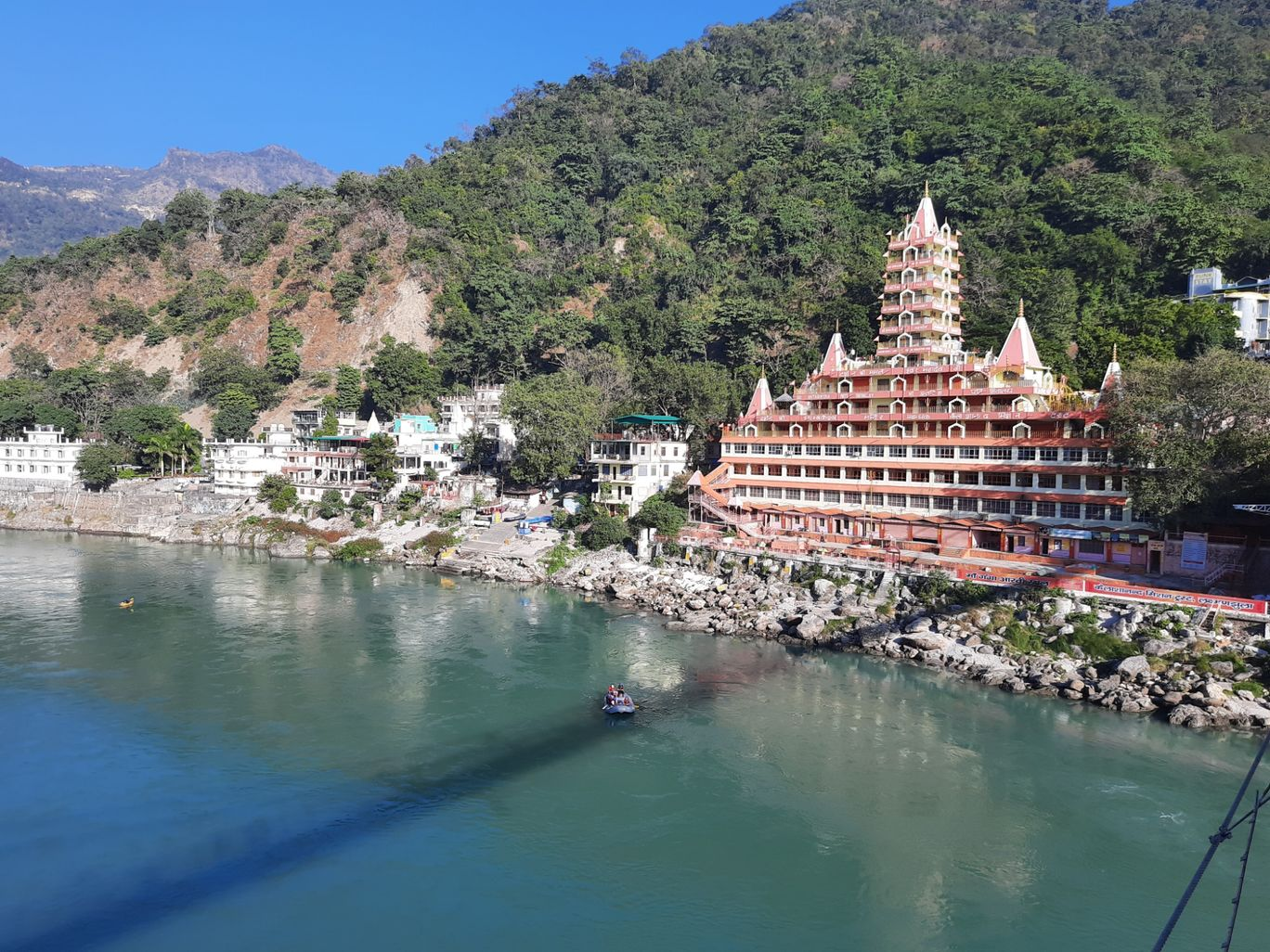Photo of Rishikesh By Pranita Chavan