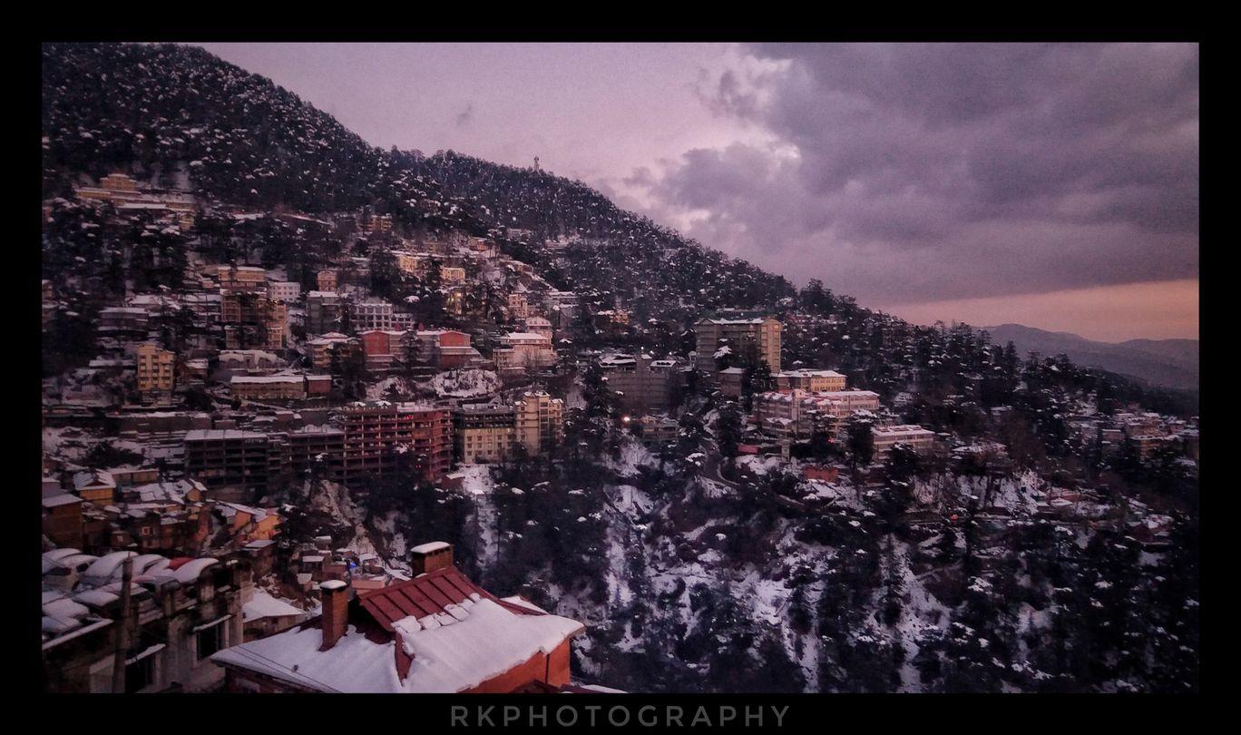Photo of The Ridge By Rishabh Kalia