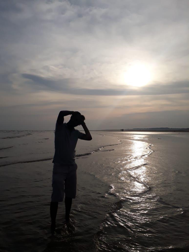 Photo of Mandarmani Beach By Kishor Kumar Gupta