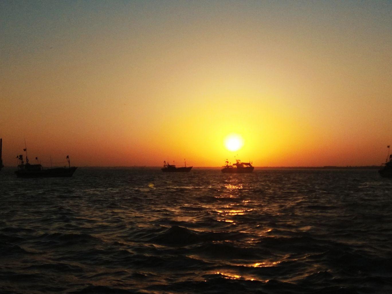 Photo of Bet Dwarka Ferry Point By Yash Prajapati