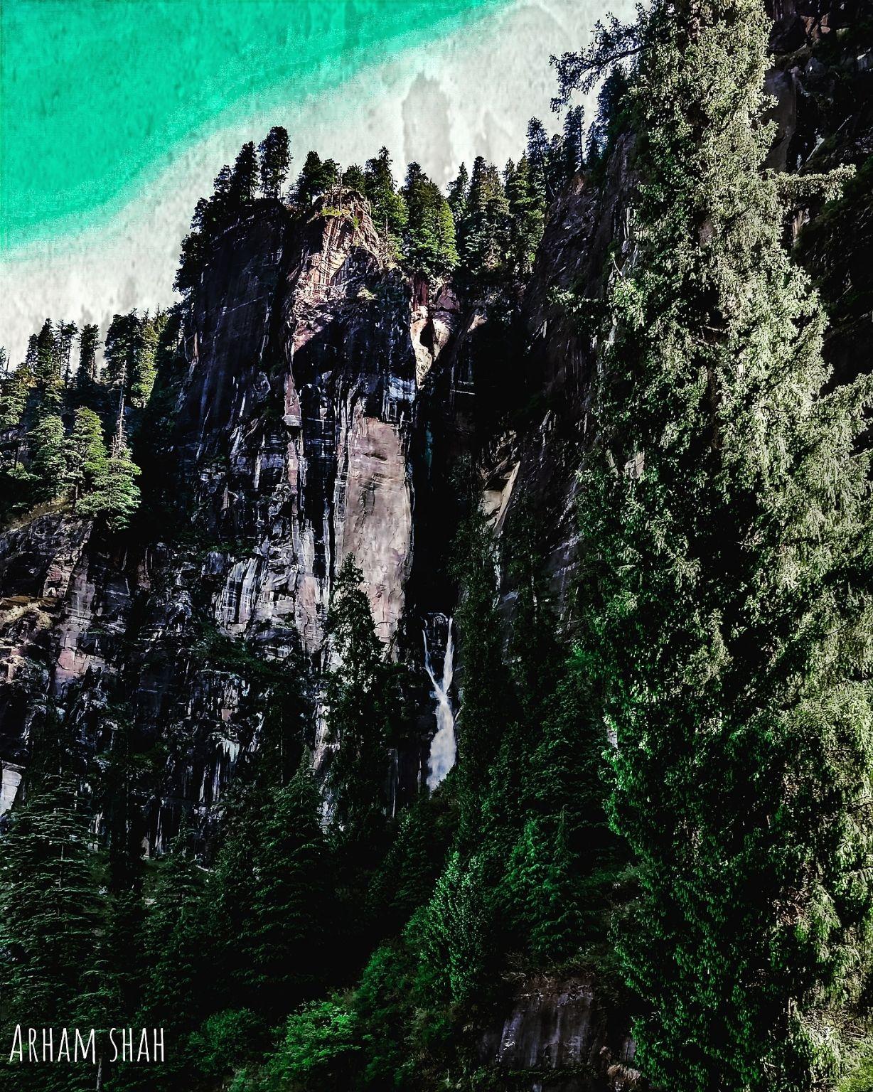 Photo of Jogini Falls By Arham Shah