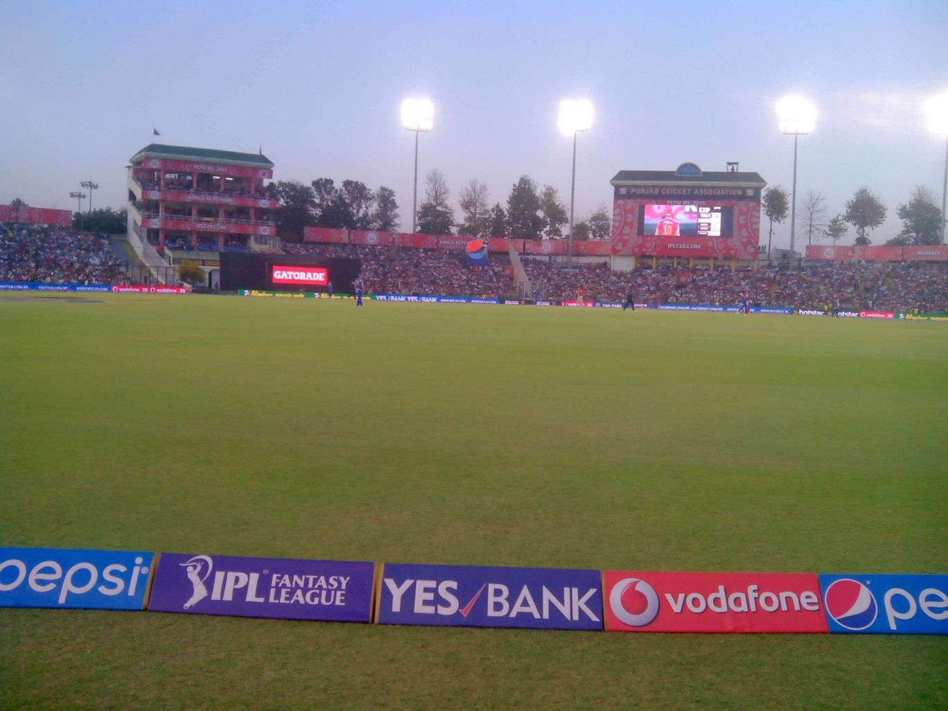 Photo of Punjab Cricket Association Stadium By Vijay Rana