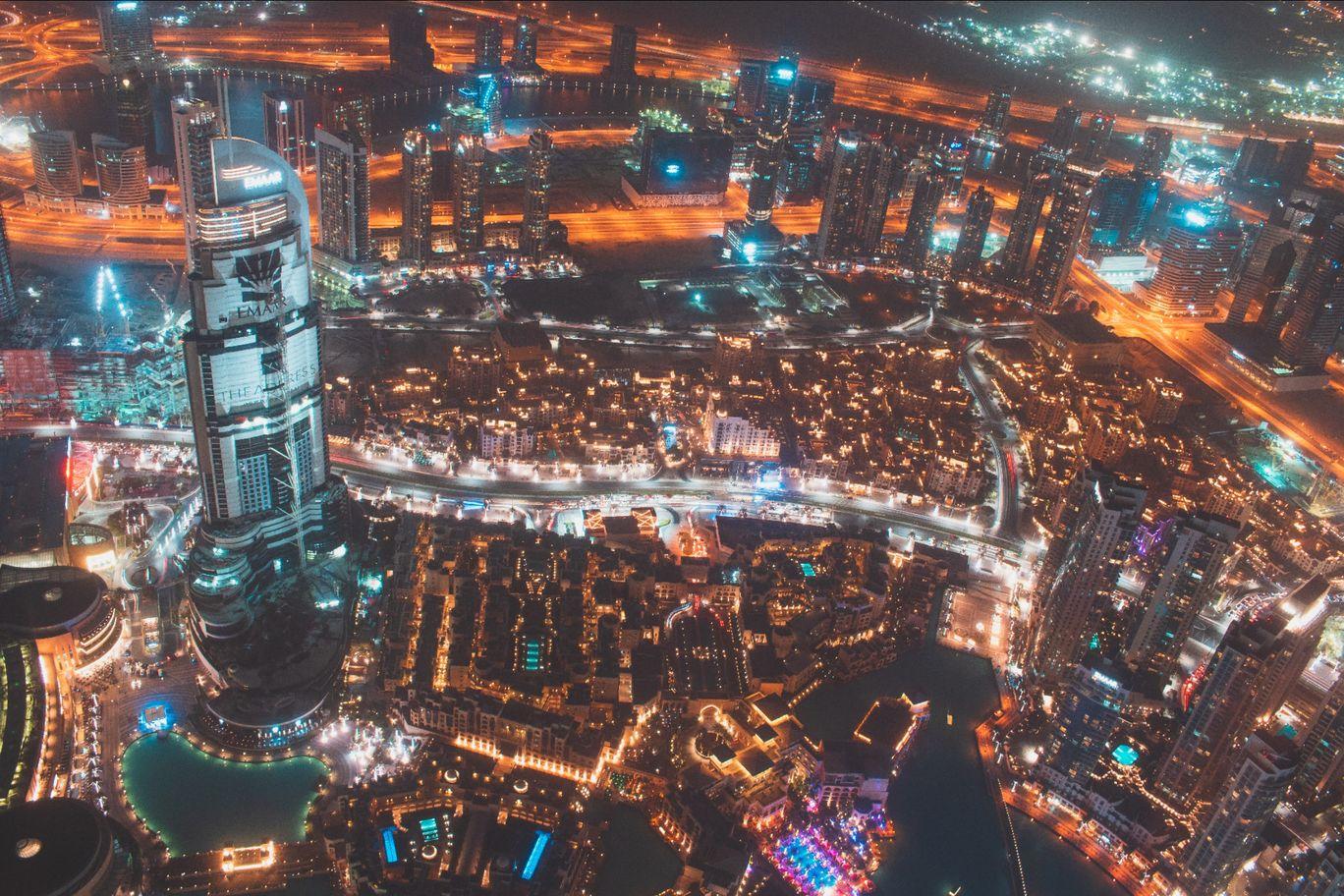 Photo of Dubai - United Arab Emirates By Nehalkumar Talpada