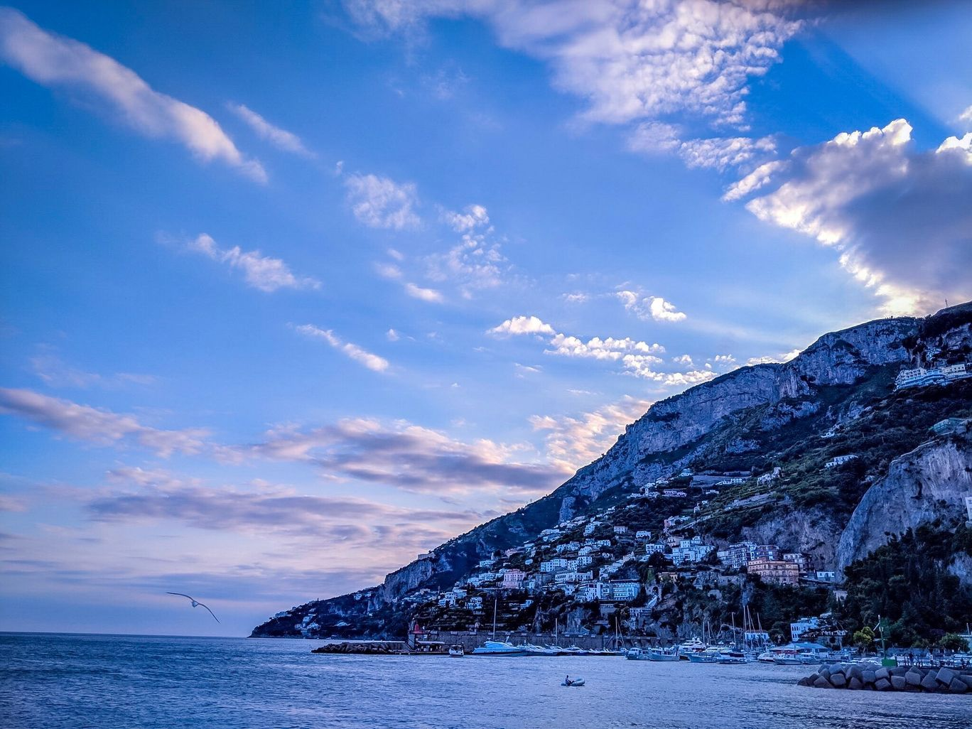 Photo of Amalfi Coast By Kunal Jain