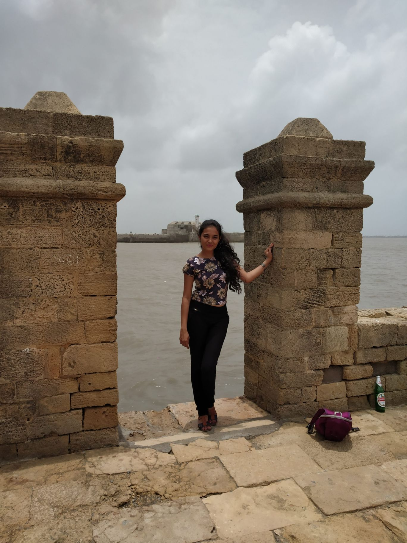 Photo of Diu Fort By Shrutika Dongre