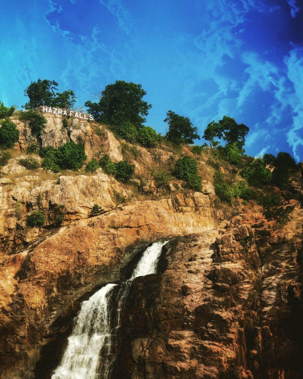 Photo of Hazra Falls By Nikita Saxena