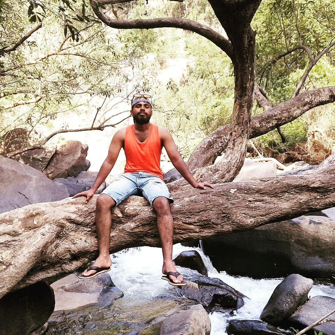 Photo of Dudhsagar Falls By Anees Abbasi