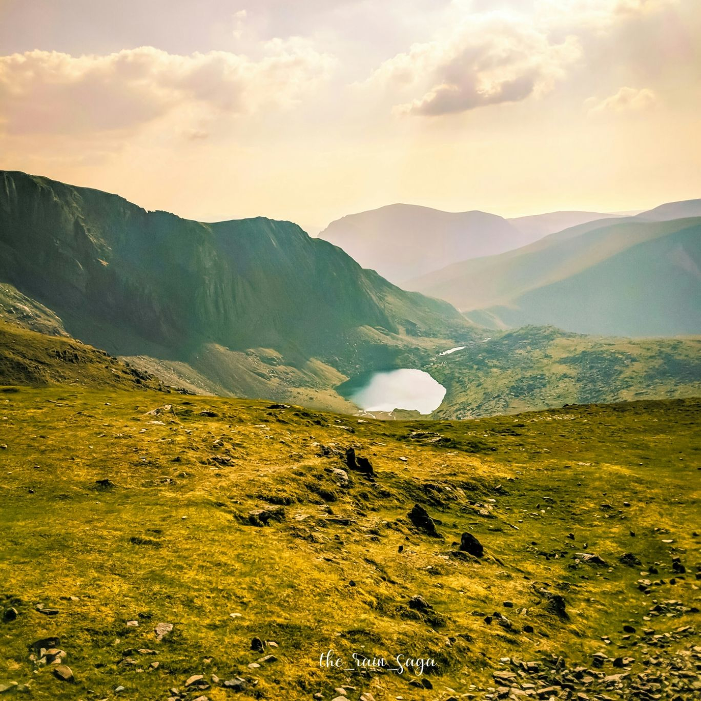 Photo of Snowdonia National Park By Rainy Baruah Kalita