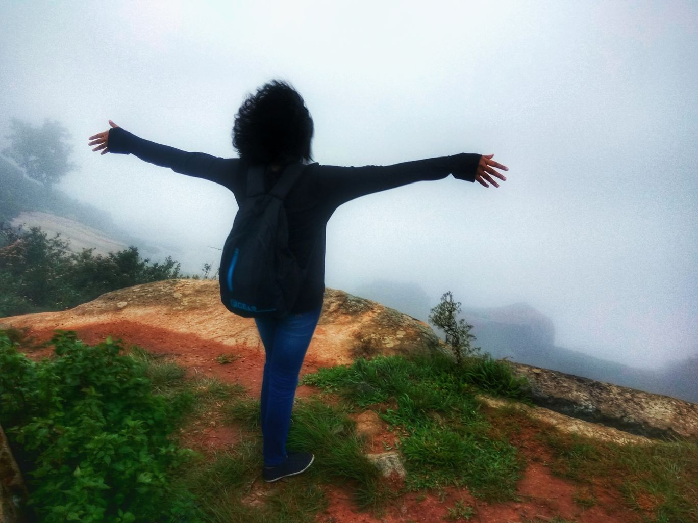 Photo of Skandagiri Hills By Ashwini SG