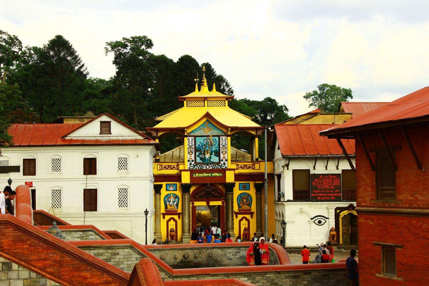 Photo of Pashupatinath Temple By Amar Mishra
