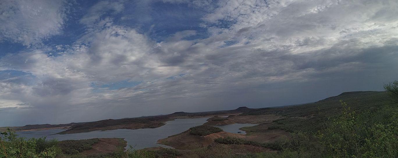 Photo of Nagarjuna Sagar Dam By kuldeep singh