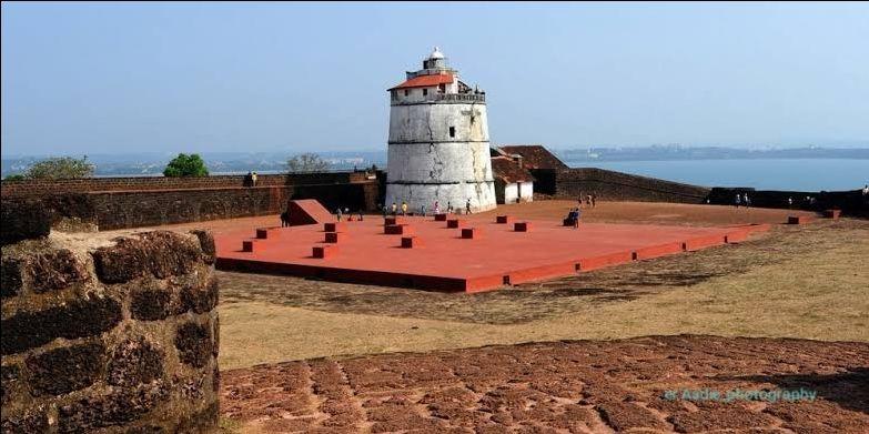 Photo of Aguada Fort By Aaditya Dwivedi (solo traveller)