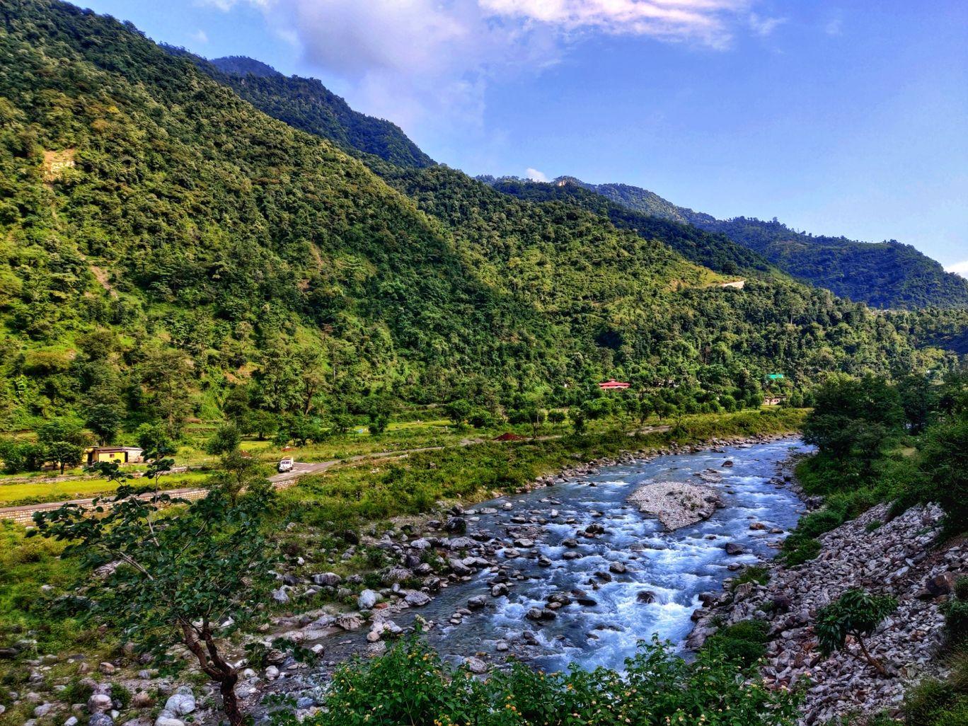 Photo of Maldevta Water Fall By Nikhil Raj