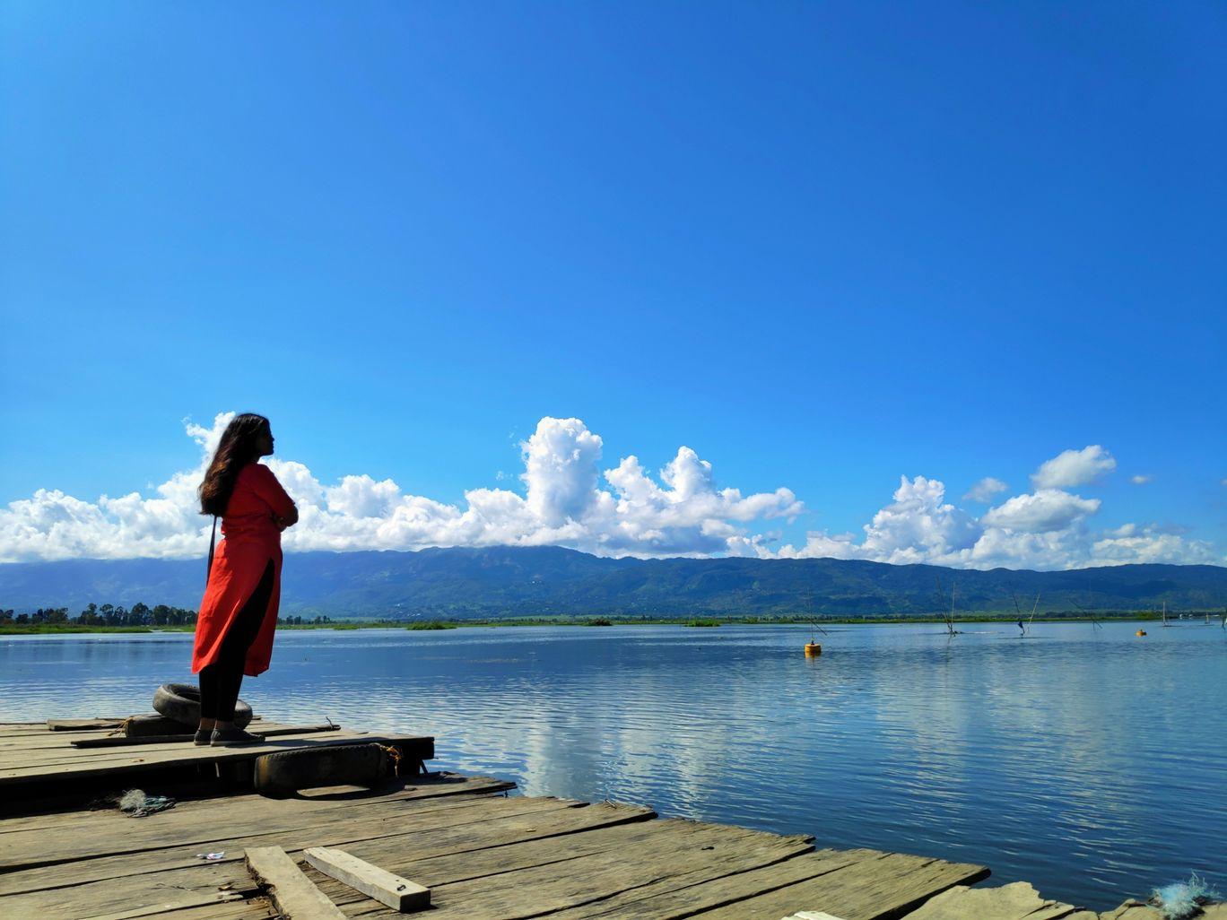 Photo of Loktak Lake By Sreya Saha