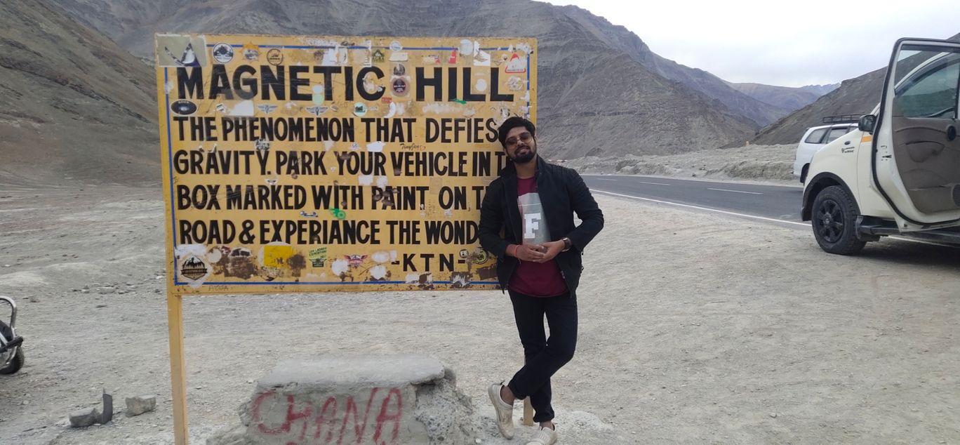 Photo of Magnetic Hill By Saurav Pratap