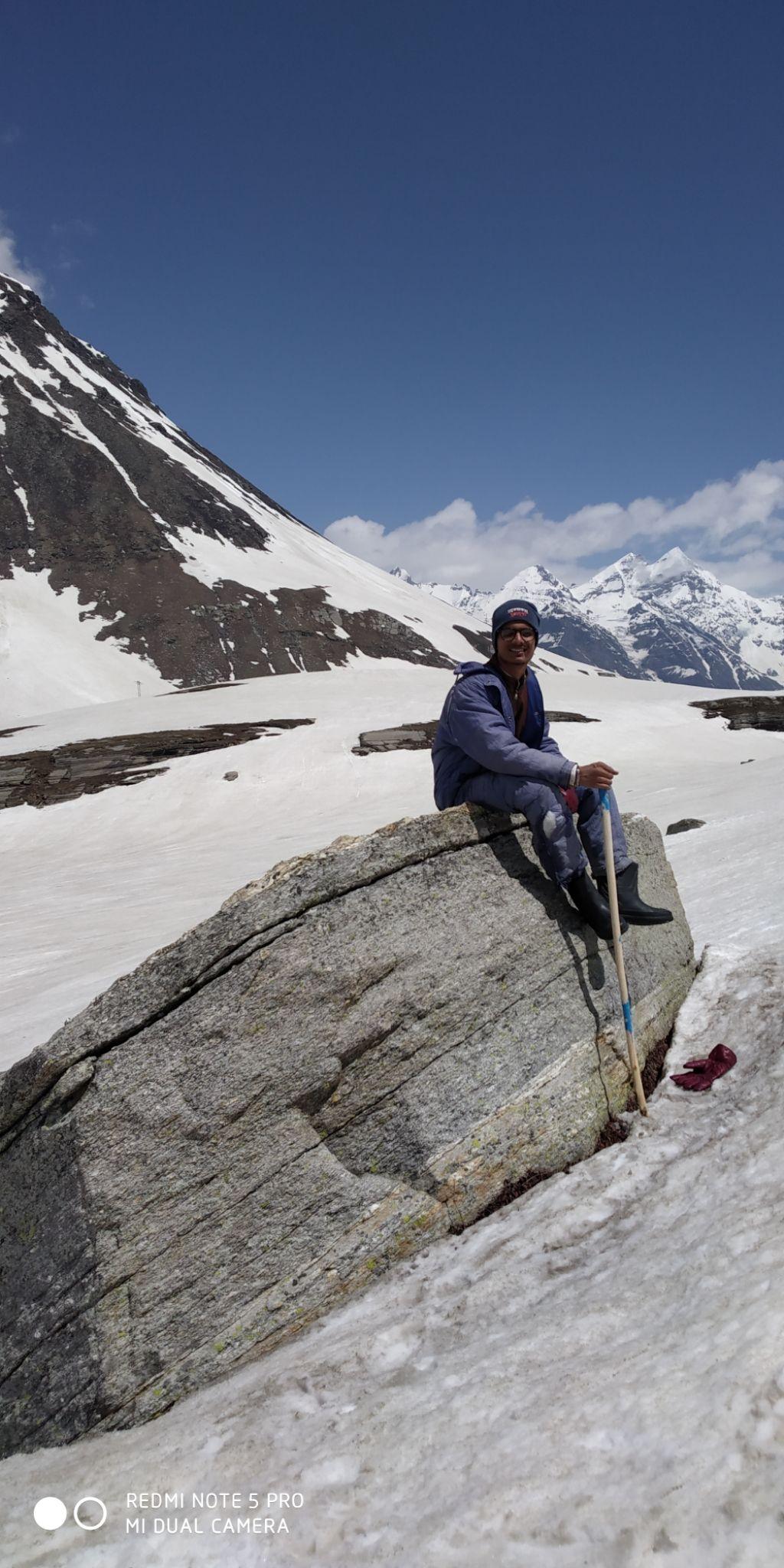 Photo of Rohtang Pass By Bhavesh Gupta