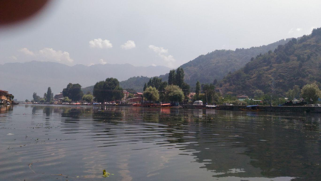 Photo of Dal Lake By Ankit Singh