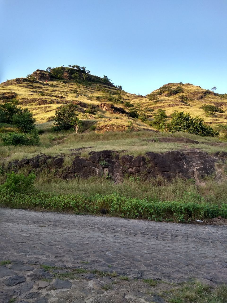 Photo of Dighi Hills By Ahtesham Mamadapur