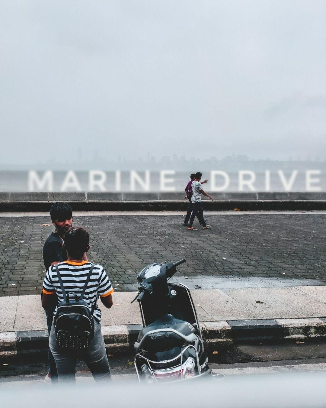 Photo of Marine Drive By Aamir Shah
