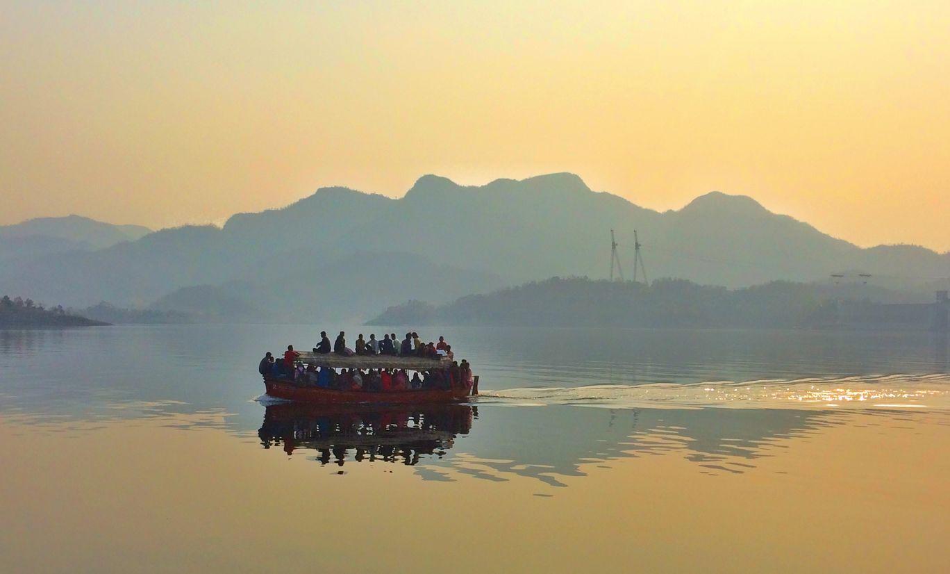 Photo of Sardar Sarovar Dam By Aamir Tarki