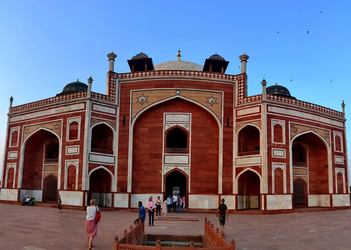 Photo of Humayun's Tomb By Muhammed Najaf