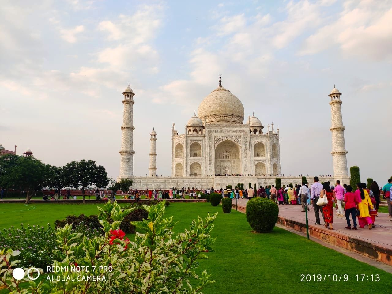 Photo of Taj Mahal Agra By Sunita Majhi