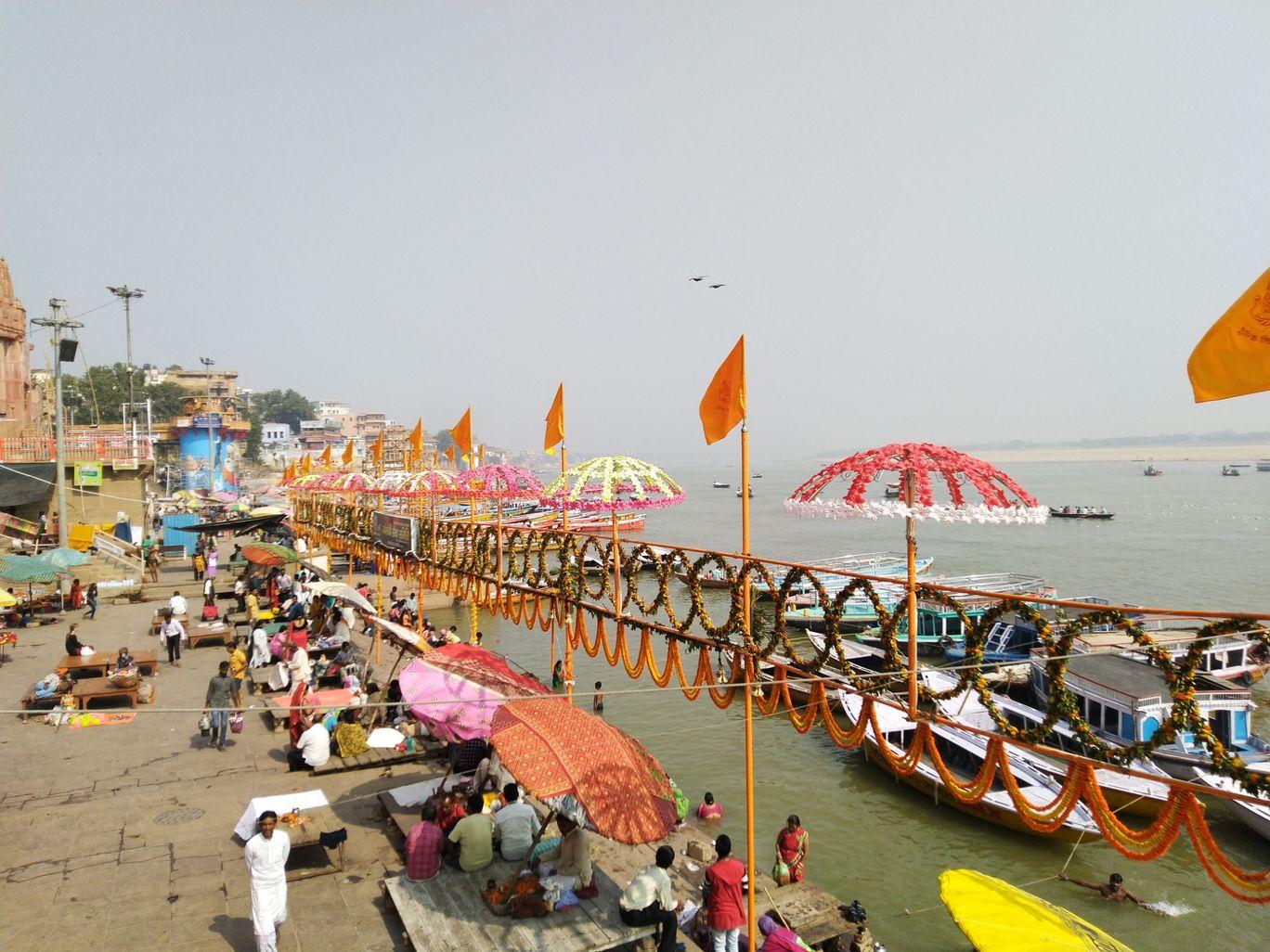 Photo of Dashashwamedh Ghat By Gaurav pal