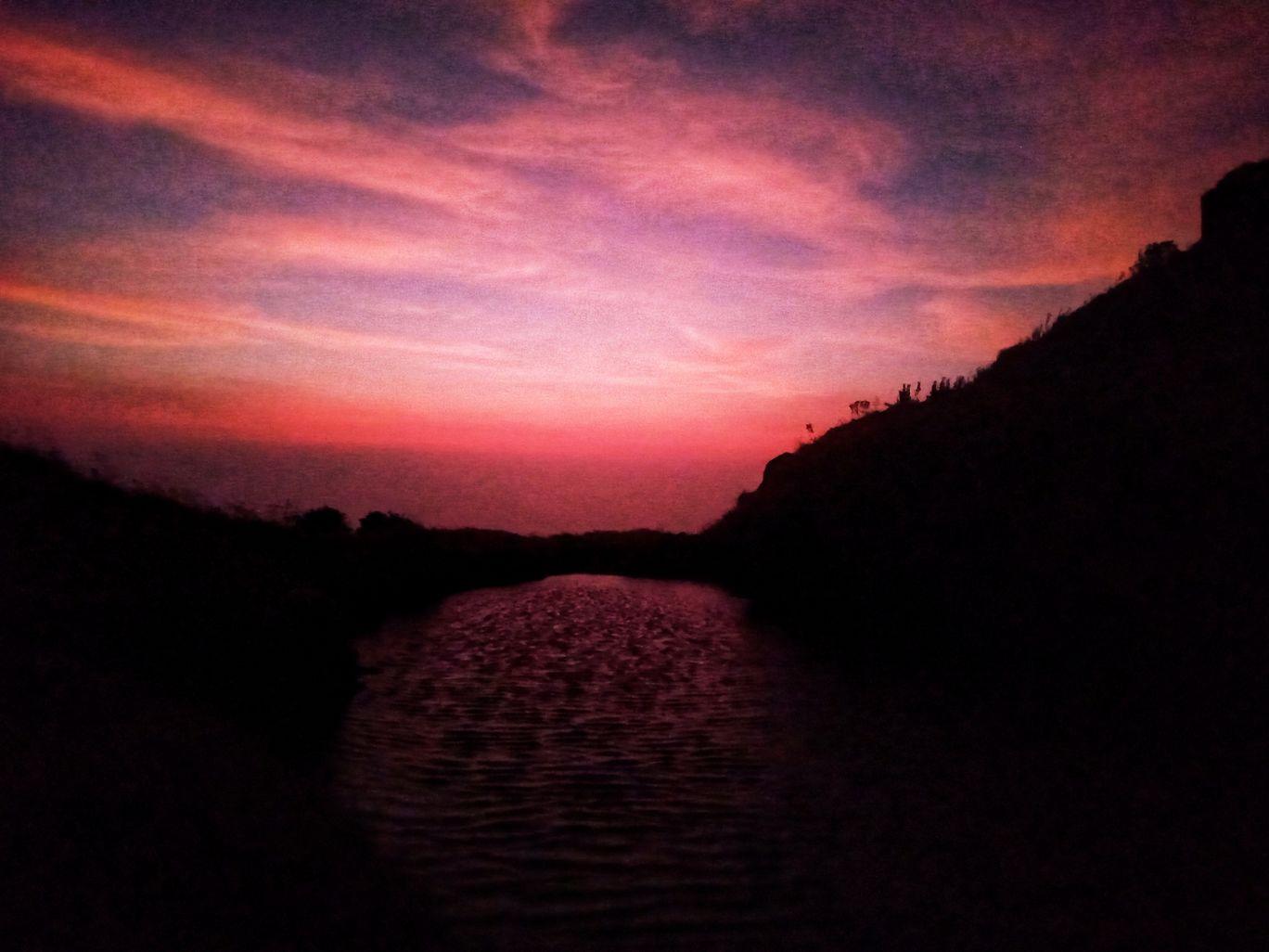 Photo of Rajgad Fort By Nikita