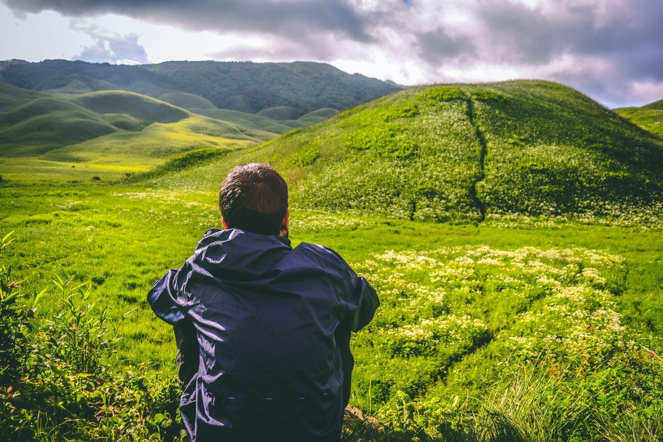 Photo of Dzükou Valley Trek By Niraj Kakoty