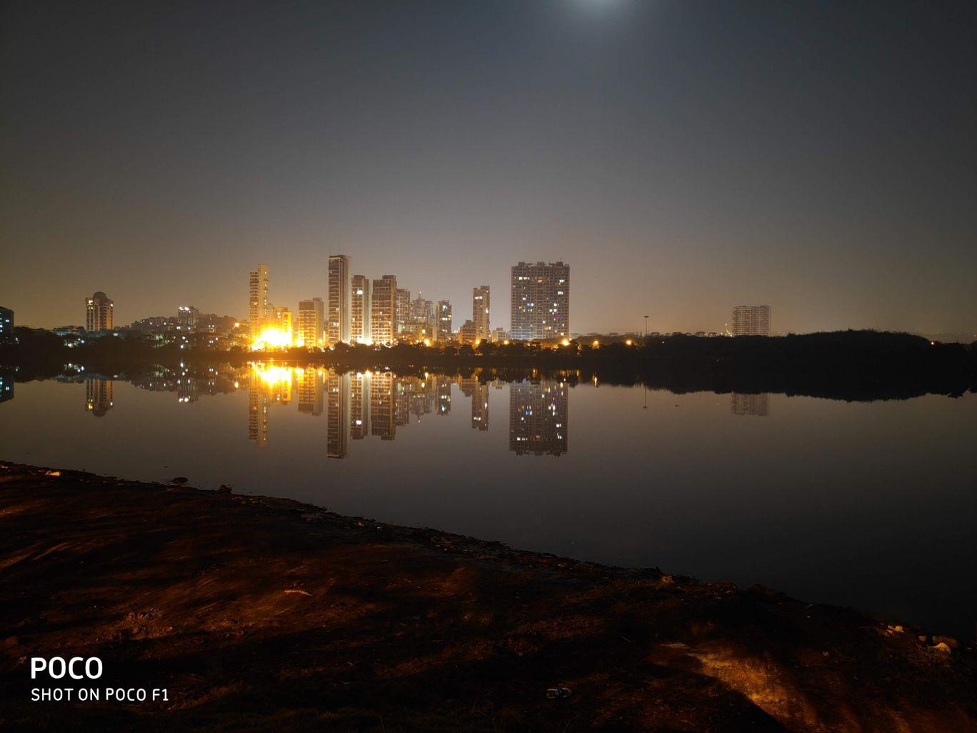 Photo of Jewel of Navi Mumbai Parking- Palm Beach Side By Tushar khanavkar