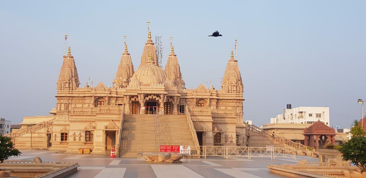 Photo of Shri Swaminarayan Temple By Manali Gadiya