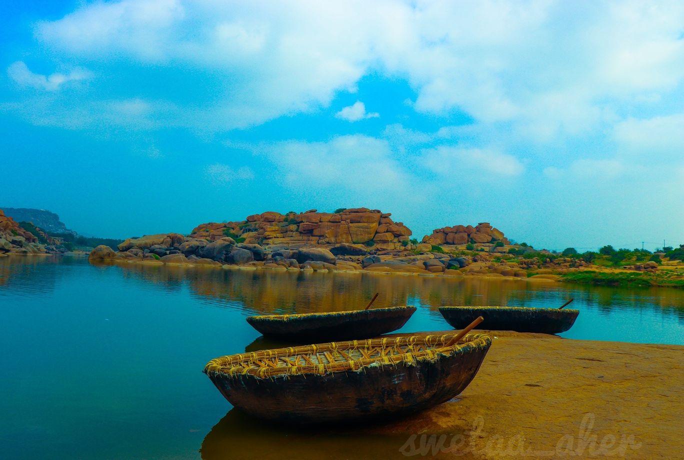 Photo of Tungabhadra River By Shweta aher