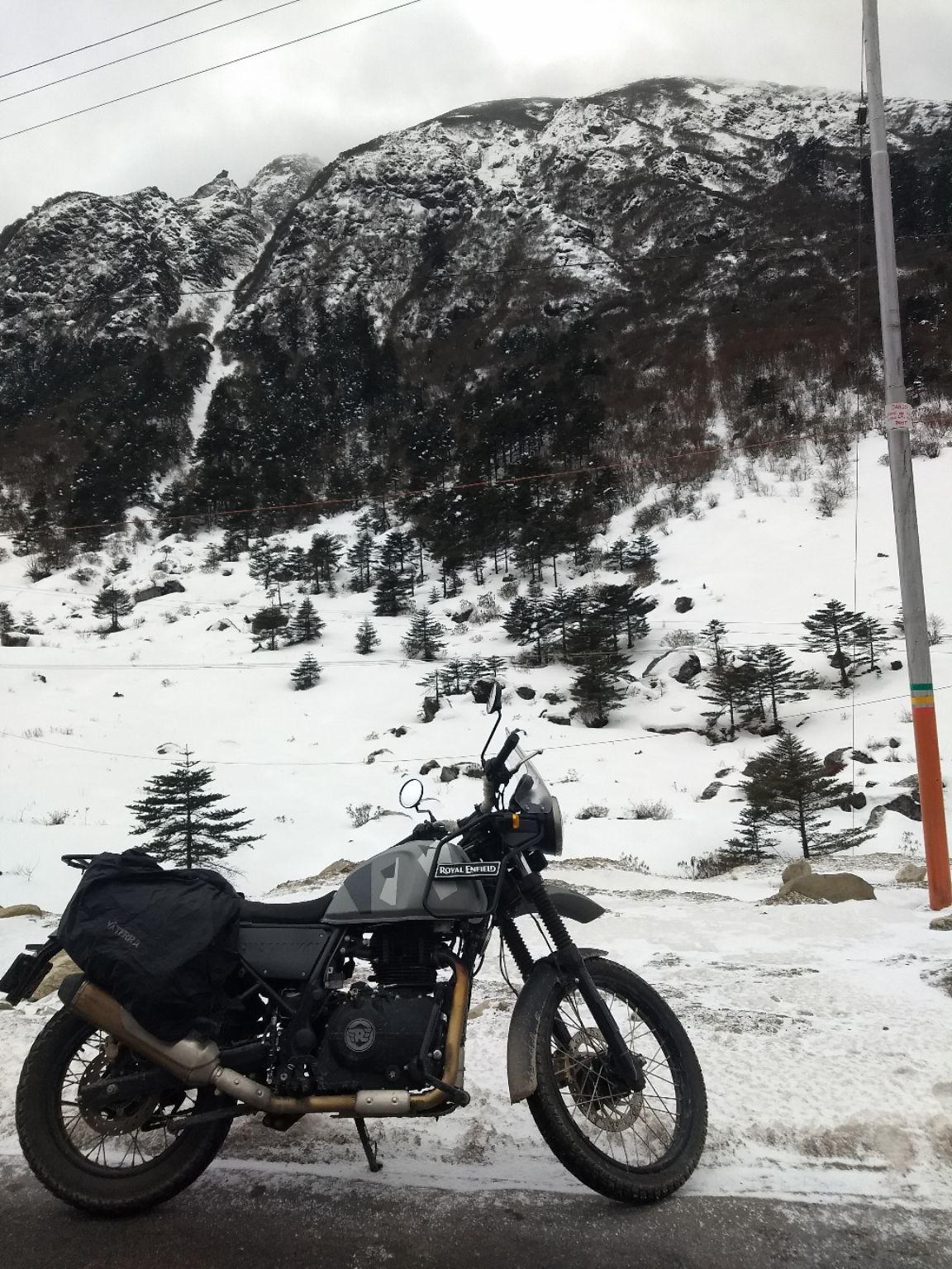 Photo of Sela Pass By sridhar harihar