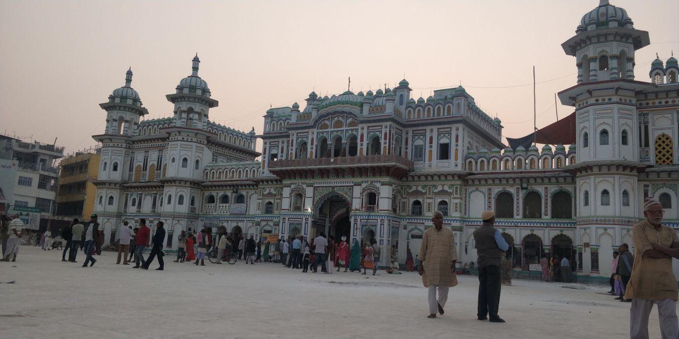 Photo of Janakpur By Abhishek Tripathi