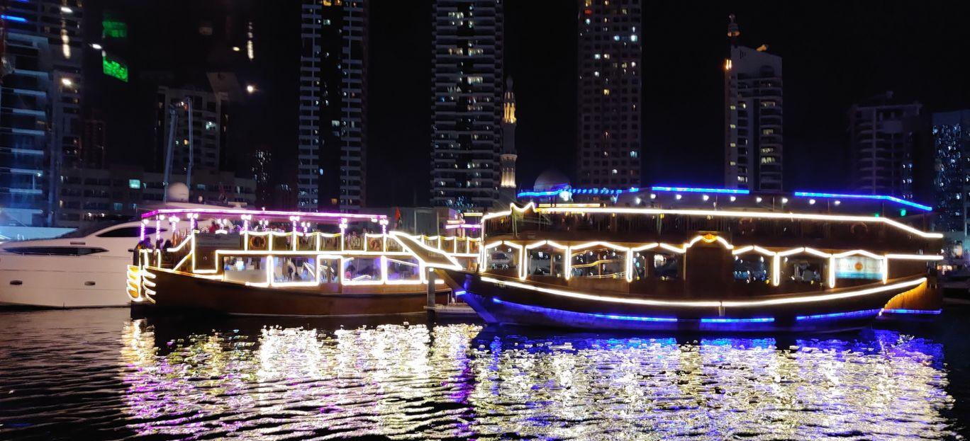 Photo of Dubai - United Arab Emirates By Manas Jagtap