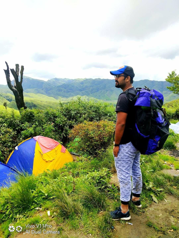 Photo of Dzükou Valley Trek By Prayag Kashyap Baruah