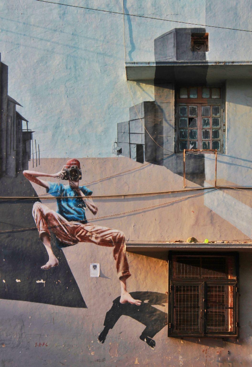 Photo of Lodhi Art District By Smratika sharma